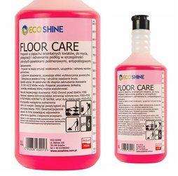 ECO SHINE FLOOR CARE 1L mycie pielęgnacja odnawianie podłóg