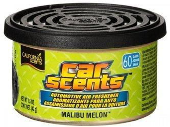 california scents car puszka malibu melon