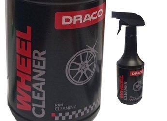 DRACO Whell Cleaner 0,75L Produkt DO Mycia Felg Stalowych i Aluminiowych