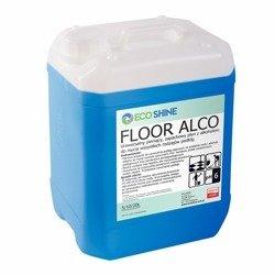 ECO SHINE FLOOR ALCO 10L płyn uniwersalny do mycia podłóg z alkoholem KONCENTRAT
