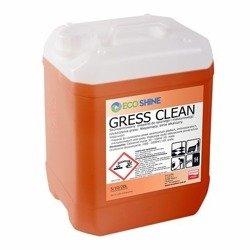 ECO SHINE GRESS CLEAN 5L ręczne maszynowe mycie gresu