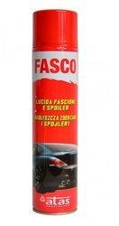 FASKO spray konserwacja plastików zderzaków 0,6L