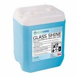 GLASS SHINE 5L Płyn alkoholem do mycia szyb luster