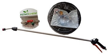 Inżektor Chemii Injektor Dozowanie Chemii Urządzenie dozujące myjnia przemysł 25m Niskociśnieniowy