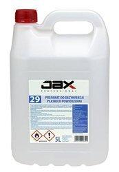 JAX29 Preparat do dezynfekcji powierzchni zapas 5L