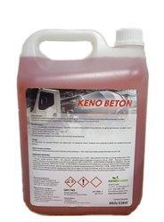 Kenochem KENO BETON  usuwa beton cement 5L kwasowy