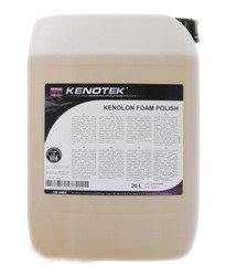 Kenotek KENOLON foam polish 20L Wosk politurowy