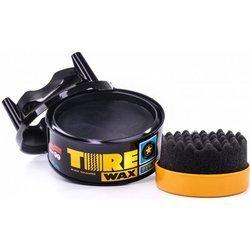 SOFT99 Tire Black Wax wosk do opon konserwuje czerń