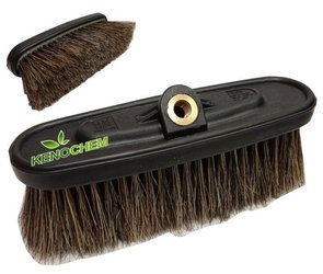 Szczotka samochodowa do myjni S 60mm komplet włos naturalny