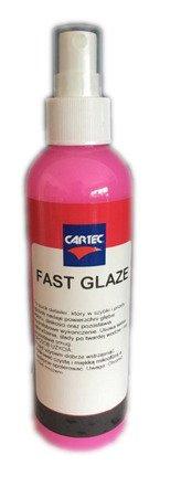Cartec FAST GLAZE Quick Detailer 200ml Wosk na zimno