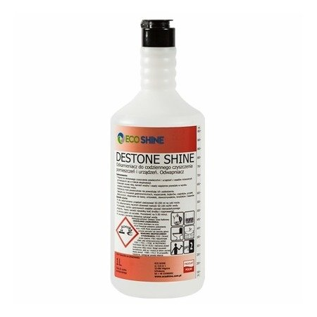 DESTONE SHINE 1L odkamieniacz powierzchni urządzeń