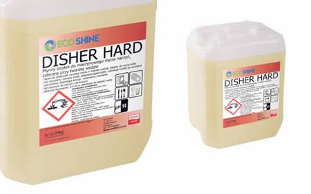 DISHER HARD 12kg mycie w zmywarce naczyń RESTAURACJA