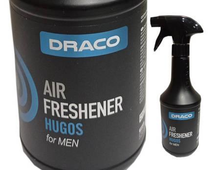 DRACO Air Freshener Hugos Odświeżacz Powietrza 750ml