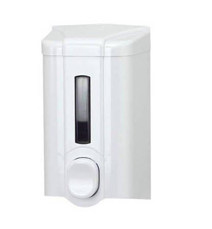 Dozownik do mydła 0,5L  S-2 do płynu dezynfekcji
