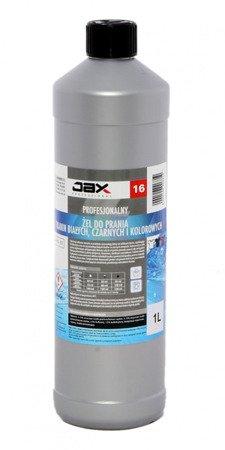JAX16 żel prania profesjonalny wydajny enzymy 1L