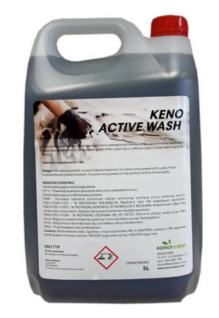 Kenochem KENO ACTIVE WASH 5l koncentrat Skuteczny Piana Aktywna