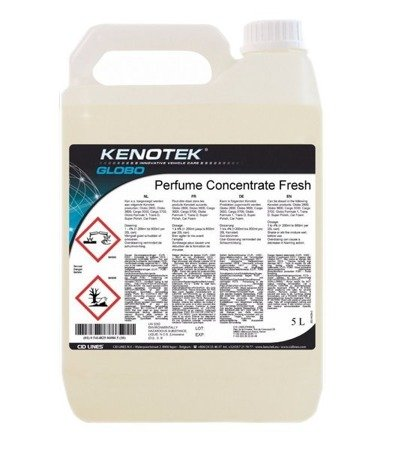 Kenotek Perfume Concentrate FRESH 5L koncentrat