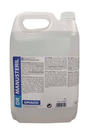 MANUSTERIL Płyn do dezynfekcji powierzchni rąk 5L