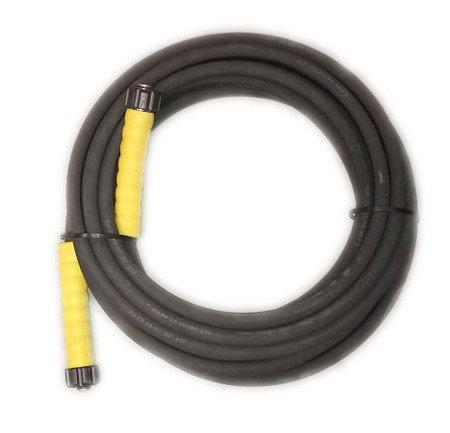 Wąż ciśnieniowy 8x2 400bar 10m czarny myjnia myjka