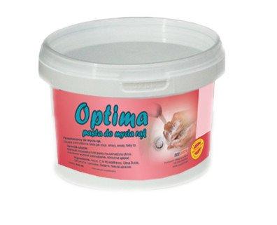 ecochem OPTIMA 0,5L Krem mycie rąk ścierny